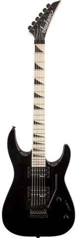 Jackson JS32 Dinky™ DKA-M Maple Fingerboard Gloss Black