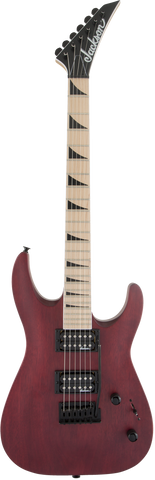 Jackson JS Series Dinky™ Arch Top JS22 DKAM Maple Fingerboard Red Stain