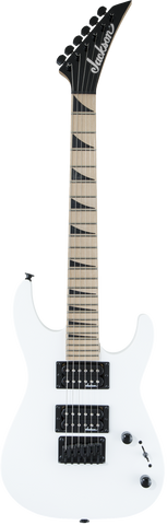 Jackson JS Series Dinky™ Minion JS1XM Maple Fingerboard Snow White