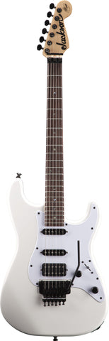 Jackson Adrian Smith Signature SDX Rosewood Fingerboard Snow White