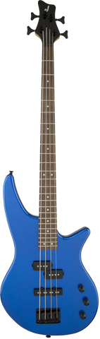 Jackson JS Series Spectra Bass JS2 Laurel Fingerboard Metallic Blue