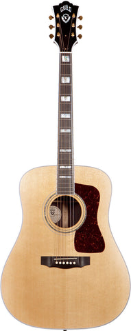 Guild D-55 with D-TAR Ebony Fingerboard Natural