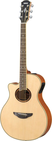 Yamaha APX700II Left-Handed Natural