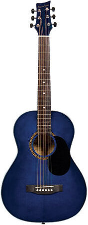 BeaverCreek 601 Series 3/4 Size Transparent Blue