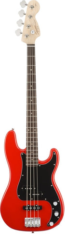 Squier Affinity Series™ Precision Bass® PJ Rosewood Fingerboard Race Red