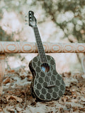Fender Billie Eilish Concert Ukulele Walnut Fingerboard Black
