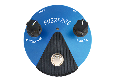 Jim Dunlop FFM1 Silicon Fuzz Face® Mini Distortion