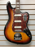 Squier Vintage Modified Bass VI Rosewood Fingerboard 3-Color Sunburst
