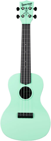 Kala Waterman KA-CWB-GN Sea Foam Green Concert Ukulele