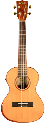 Kala KA-SRT-CTG-E Comfort Edge Tenor Ukulele with EQ