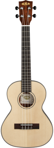 Kala KA-SSTU-T Spruce Top Tenor Travel Ukulele with bag