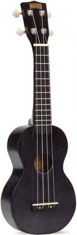 Mahalo M1 Kahiko Plus Series Soprano Ukulele Transparent Black