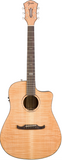 Fender T-Bucket™ 400CE Flame Maple Natural