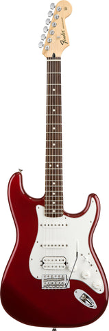 Fender Standard Stratocaster® HSS Rosewood Fingerboard Candy Apple Red
