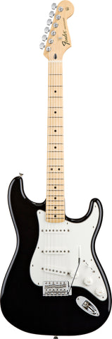 Fender Standard Stratocaster® Maple Fingerboard Black