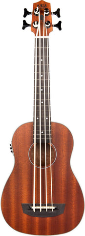 Kala UBASS-PSGR-FS Passenger Acoustic/Electric U-Bass