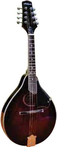 Alabama ALM18 A-Style Red Sunburst Mandolin