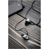 Fender FXA5 Pro In-Ear Monitors Silver