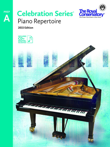 RCM Celebration Series Piano Repertoire 2015 Edition