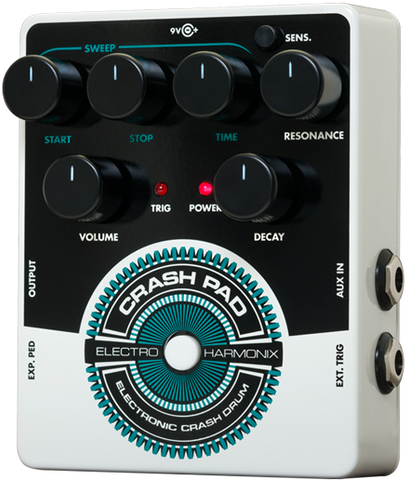 Electro-Harmonix Crash Pad Electronic Crash Drum