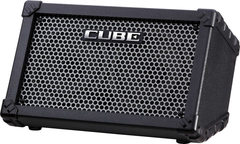 Roland CUBE Street Battery-Powered Stereo Amplifier Black