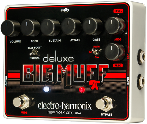 Electro-Harmonix Deluxe Big Muff Pi Distortion/Sustainer