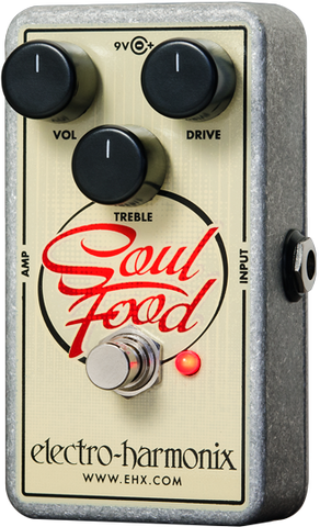 Electro-Harmonix Soul Food Distortion/Fuzz/Overdrive