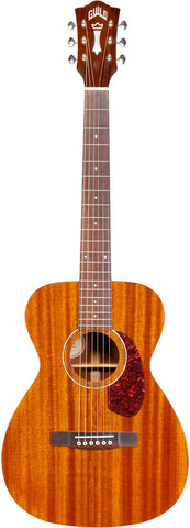 Guild M-120 E Indian Rosewood Fingerboard Natural Mahogany
