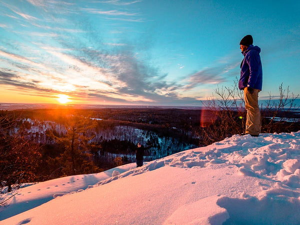 Capture Epic Winter Sunrises On Your Phone