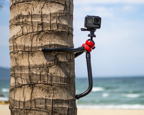 9 Ways a GoPro Tripod Will Get You Better Travel Memories