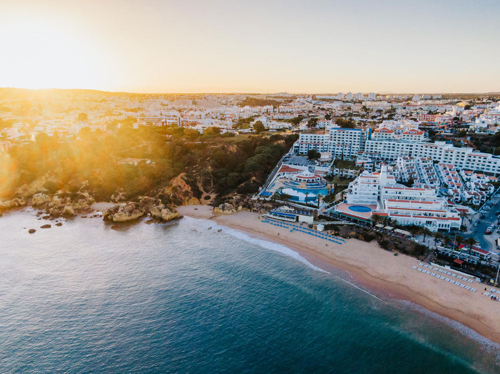 The Algarve is one of the most affordable digital nomad locations