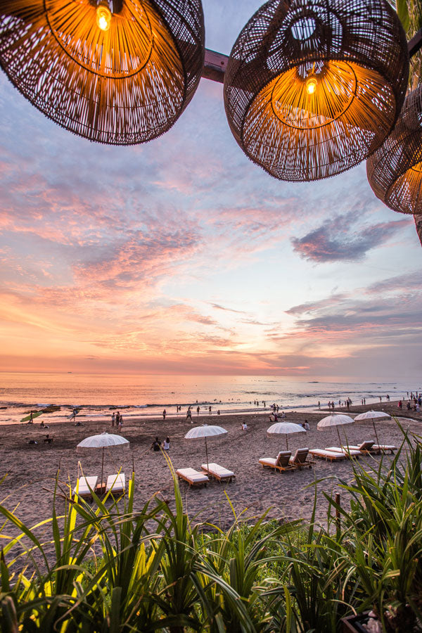 Canggu is the top digital nomad location in Bali