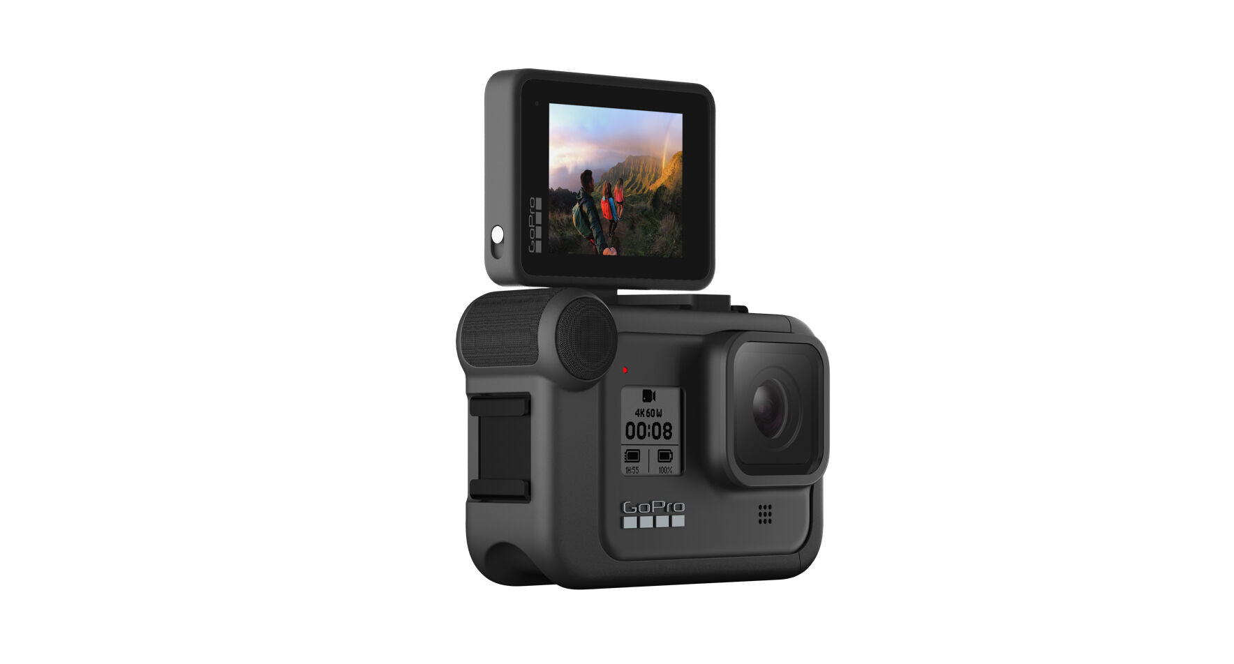 GoPro Display Mod (photo by GoPro)
