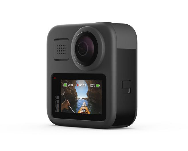 GoPro Max is the new 360 degree camera (photo by The Verge)