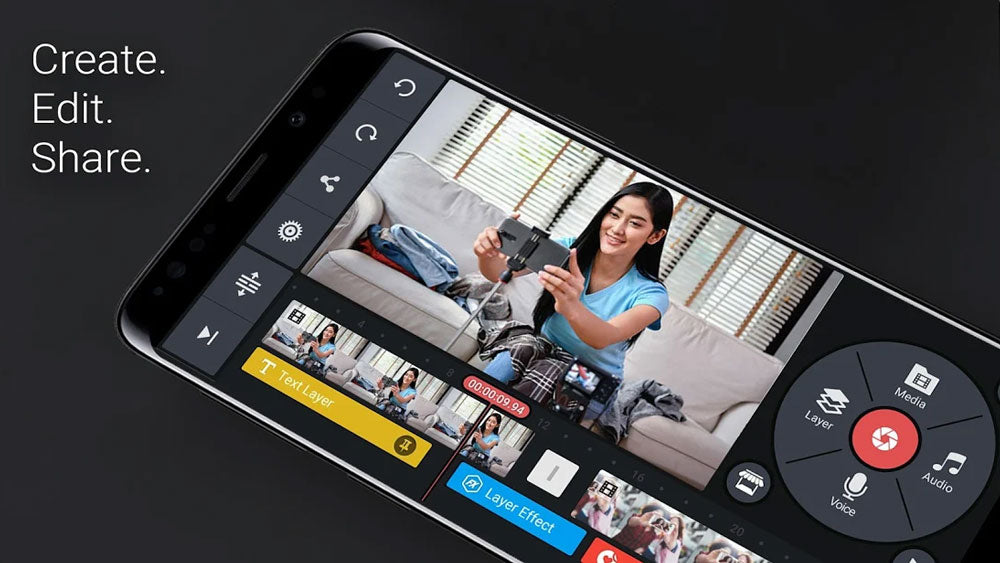 Kinemaster Video Editor for Android