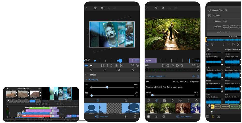 10 Best Free and Paid Video Editing Apps for iPhone and Android in