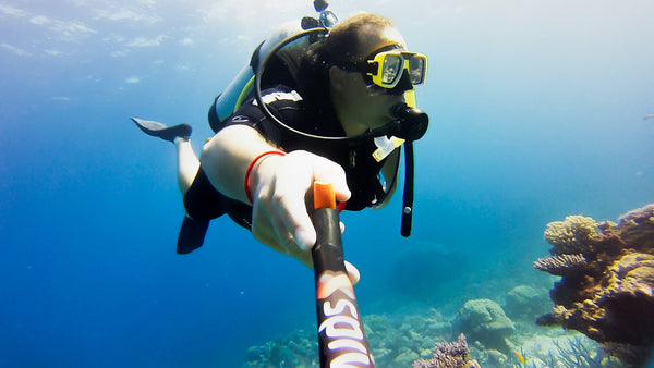 Great Barrier Reef Selfie
