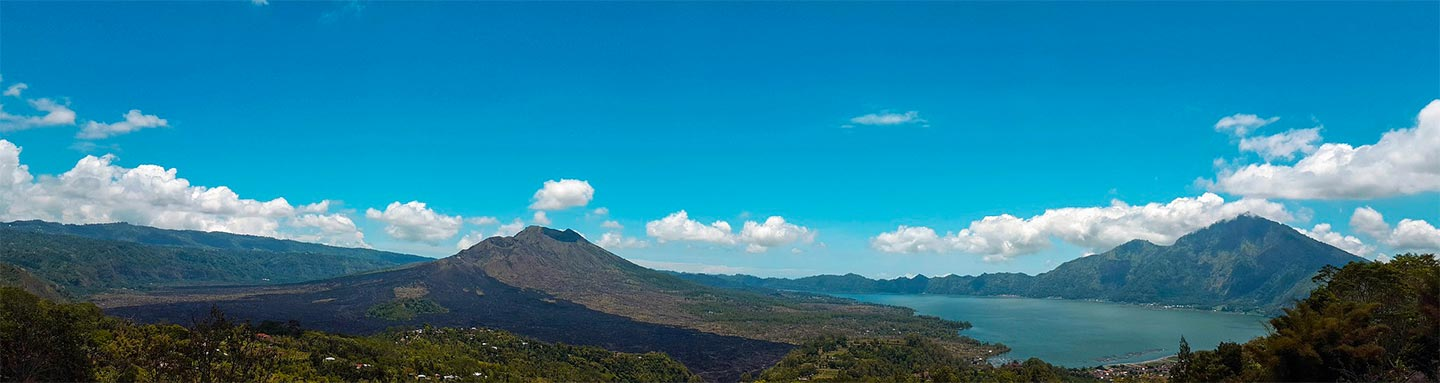 Indonesia Mount Batur Volcano travel spivo adventurist