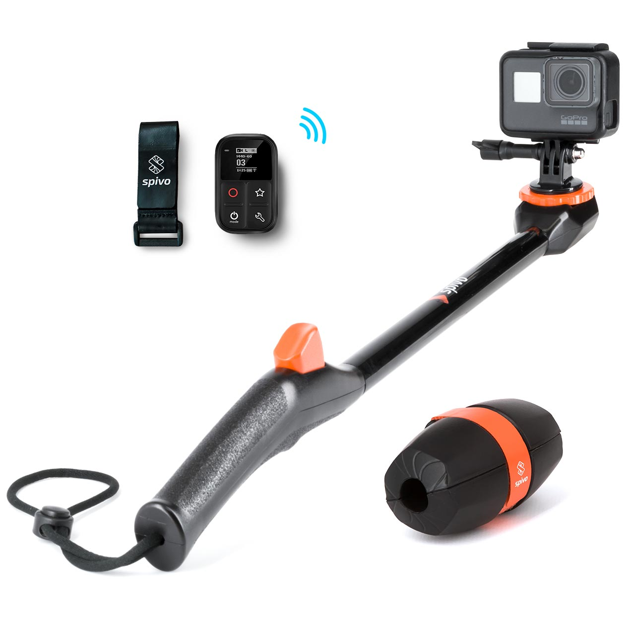 GoPro Adventurer Bundle