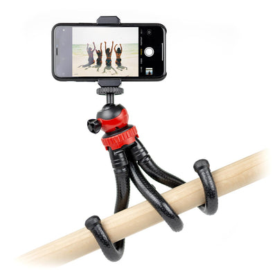 Flexible Tripod with Phone Mount