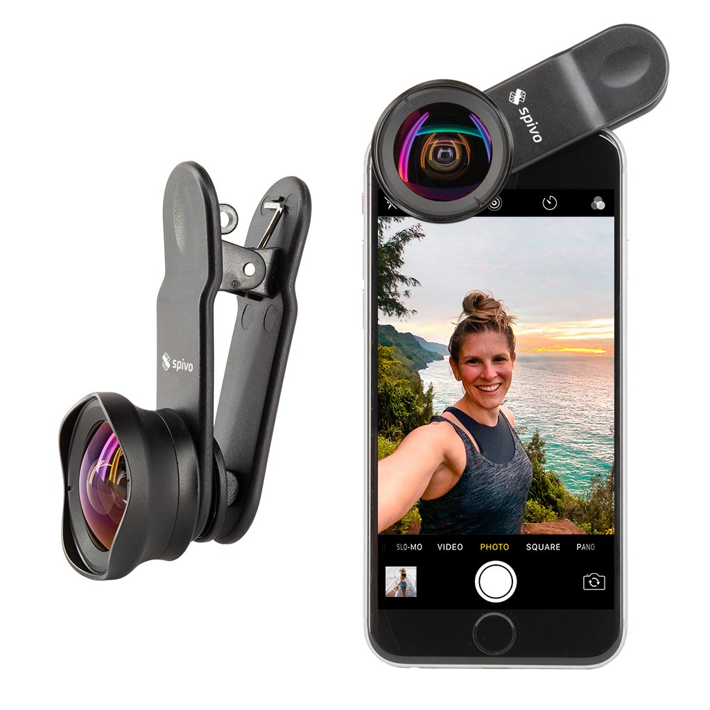 Travel Lens Wide Angle for Mobile Phones | Spivo