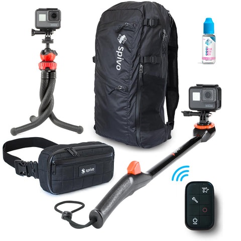 Ultimate GoPro Traveler Bundle