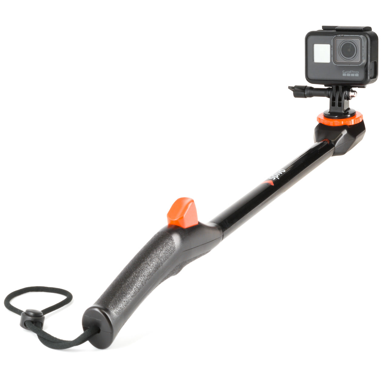 Spivo 360 Swivel Selfie Stick For Gopros Smartphones And