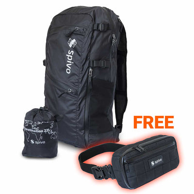 Destination 22L with FREE Hip Pack