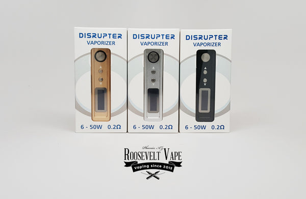 Disrupter by Innokin (Control Body) - Roosevelt Vape  - 1
