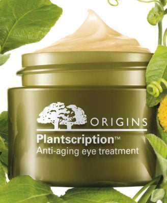 Origins Plantscription Anti-Aging Eye Treatment, .5 fl. oz.