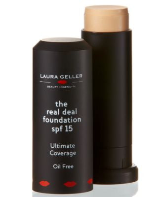 Laura Geller New York The Real Deal Foundation Stick SPF 15