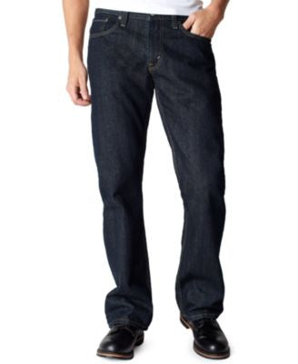 Levi's Men's 527 Slim Bootcut Fit Tumbled Rigid Wash Jeans