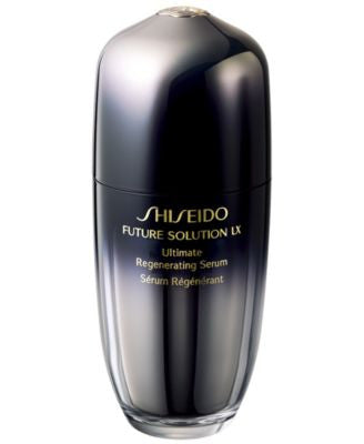 Shiseido Future Solution LX Ultimate Regenerating Serum, 1 oz