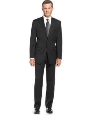 Lauren Ralph Lauren Black Stripe Suit Separates